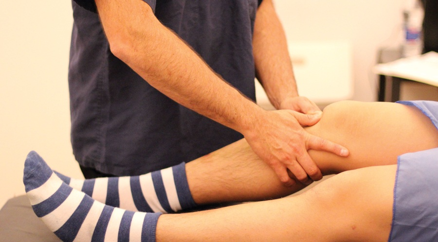 treating knee and ankle pain for runners and athletes in soho