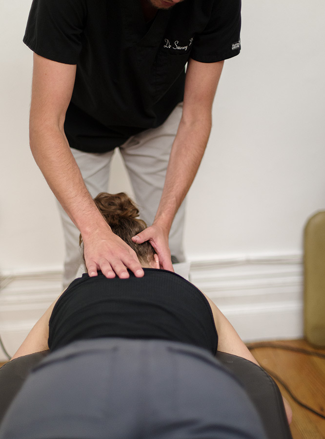 treatment for herniated disc pain and injuries using spinal decompression and chiropractic treatment