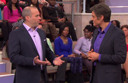 Dr Steven Shoshany has been featured as a guest on several daytime television shows talking about his NYC Chiropractic Center