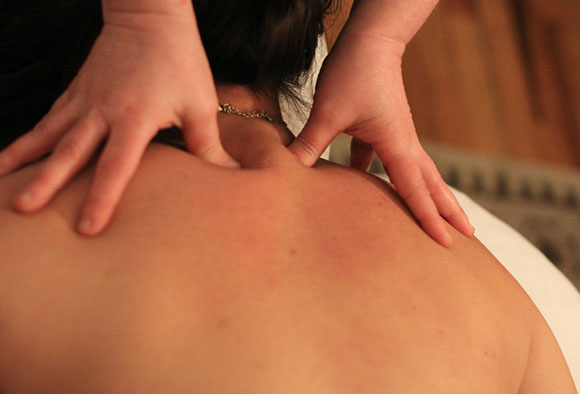 Deep tissue massage therapy in New York City